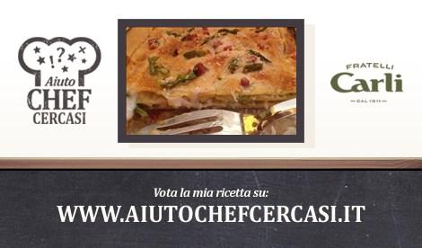 B-eat per il concorso Aiuto Chef Cercasi