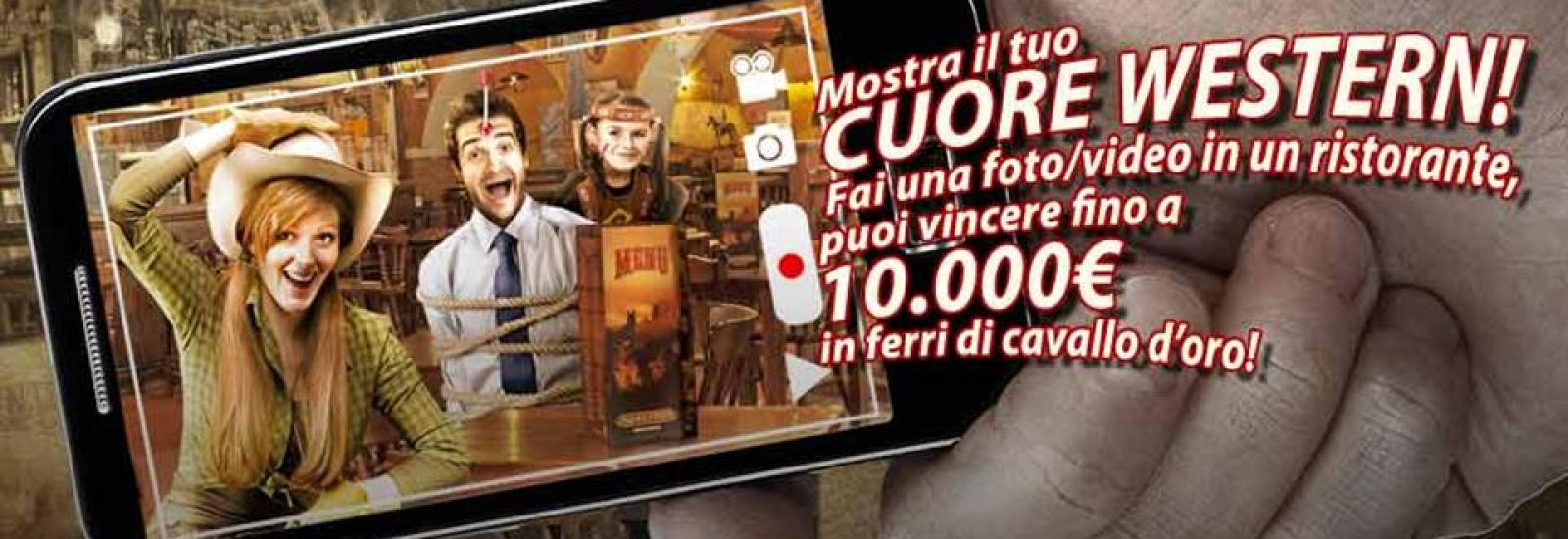 Old Wild West: cuore western