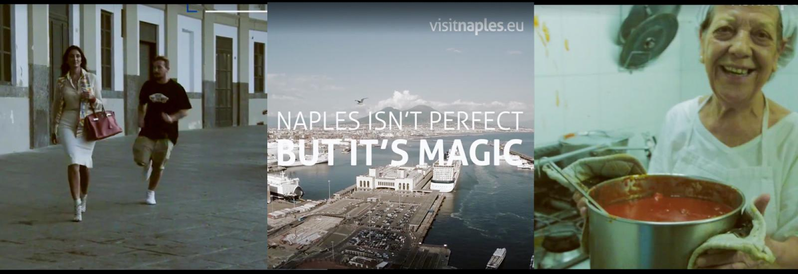 Napoli isn't perfect, but it's magic