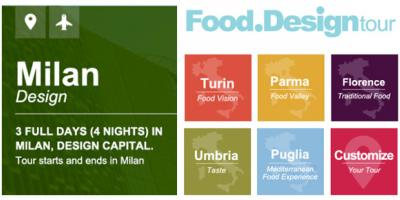 Food Design Tour