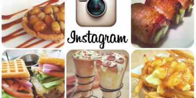 Hashtag sul Food su Instagram