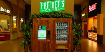 Farmer's Fridge - Food Startup