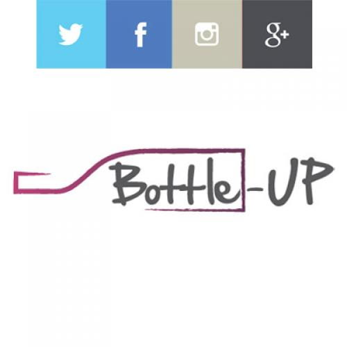 Bottle-Up - Social Media